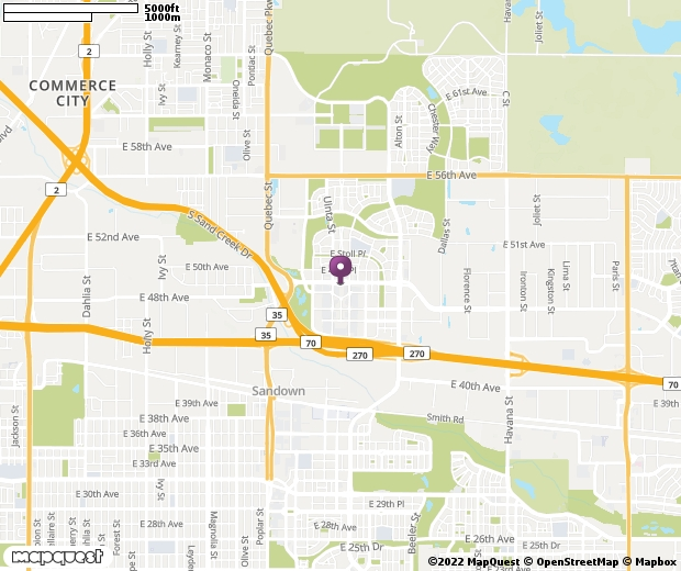 Highlands Ranch Colorado Street Map 0836410: Top Places For Flicks And Popcorn In Denver Metro Travel
