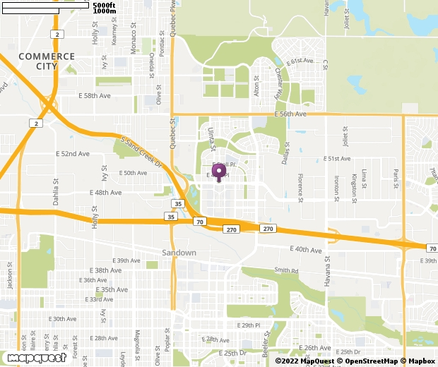 Aerial Photography Map Of Highlands Ranch Co Colorado: Top Places For Flicks And Popcorn In Denver Metro Travel
