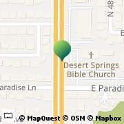 Map Social Security Administration - Office Phoenix, United States