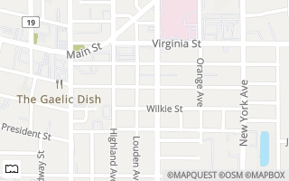 Map of 545 Scotland St, Dunedin, FL 34698, USA
