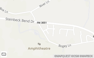 Map of 816 Fort Gates, Waco, TX 76708, USA