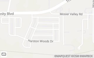 Map of 11200 Loblolly Lane, Euless, TX 76040, USA