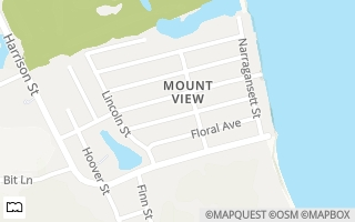 Map of 58 Murray Avenue, North Kingstown, RI 02852, USA
