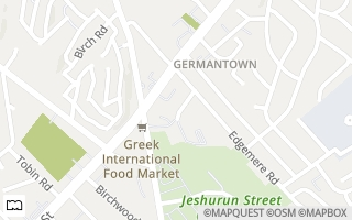 Map of 11 Cheriton Road 107, West Roxbury, MA 02132, USA
