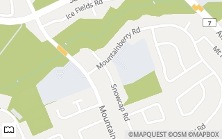 Map of 103 Snowcap Road, Brampton, ON L6R1J2, Canada