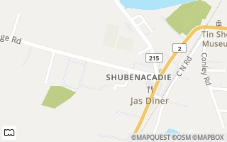 Map of 28 Mill Village Rd., Shubenacadie, NS, Canada